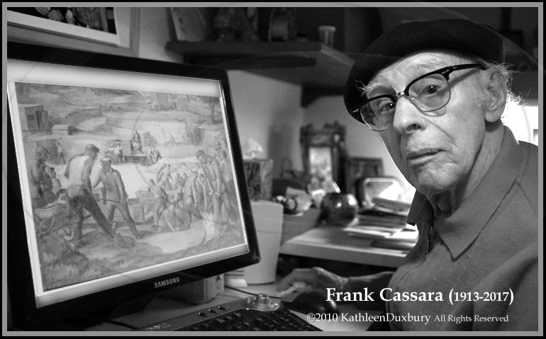 Frank Cassara CCC artist 2010